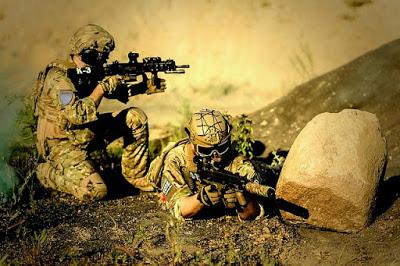 War desert